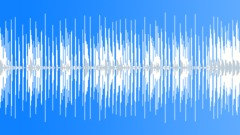Electric Clavichord Loop in sprightly cheerful vintage humor funky mood (0:16) - stock music