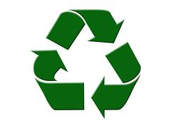 Recyce Symbol Stock Illustration