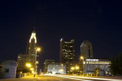 Downtown Columbus, Ohio Kuvituskuvat