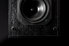 sound speaker - stock photo