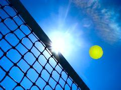 Stock Photo of Tennis concept