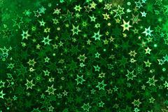 green holographic paper - stock illustration