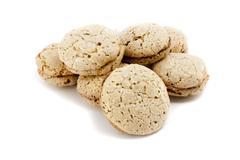 walnut sweets - stock photo