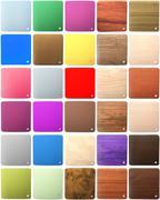 squares - stock photo