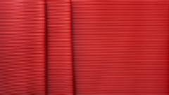 Stock Photo of red plastic