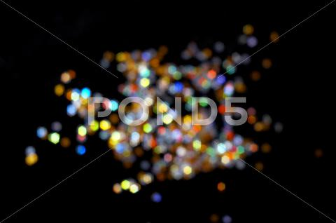 Stock photo of glamour sparks
