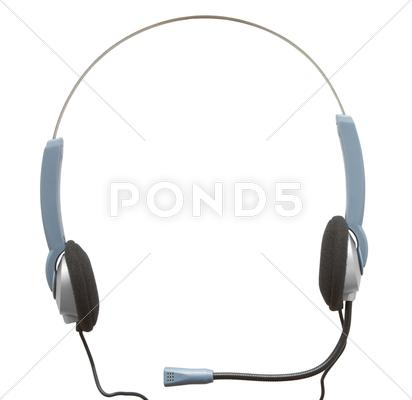 Stock photo of Ear-phones