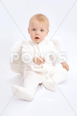 Stock photo of Angel