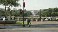 White House 1 Stock Footage