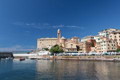 Genova nervi, italy Stock Photos