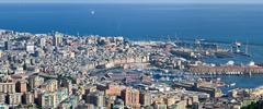 Genova, Italy - stock photo