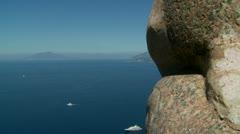 Capri - Villa San Michele. Italy (4) Stock Footage