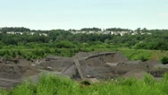 Stock Video Footage of rock quarry 2