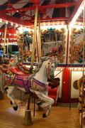 carousel - stock photo