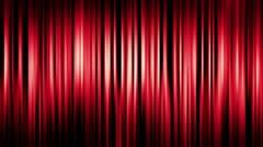 Red stripes loop background Stock Footage