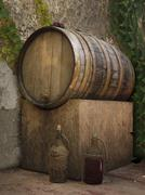 Wine vat Stock Photos
