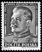 Josef Stalin - stock photo