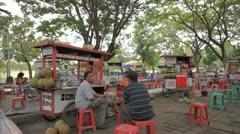 Bali Warung - stock footage