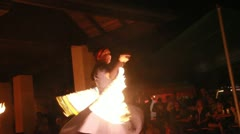 Medieval Footage Elements - Fire Dance I Stock Footage