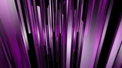 Purple stick Stock Footage