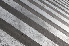 street crossing - stock photo