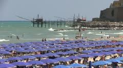 Italy - Molise - Termoli Stock Footage
