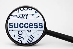 Stock Photo of success