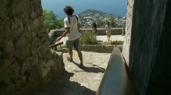 Island of Capri, Italy (12) Stock Footage