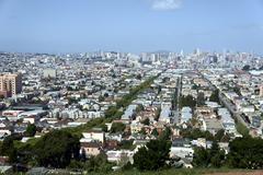 Ilmakuva San Francisco Kuvituskuvat