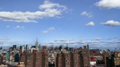 Stock Video Footage of NYC Housing Projects Timelapse