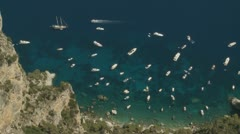 Island of Capri, Italy (9) Stock Footage