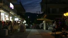 Street Stock Footage