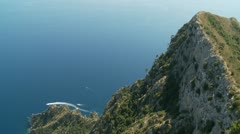 Island of Capri, Italy (7) Stock Footage