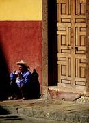 Stock Photo of mexican beggar