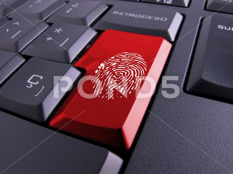 Stock Illustration of keyboard