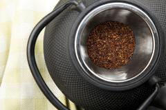 rooibos for brewing - stock photo