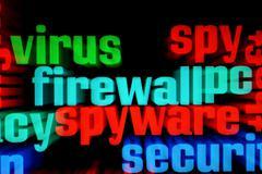 Web security Stock Photos
