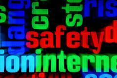 Web safety Stock Photos