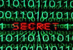 Secret concept Stock Photos