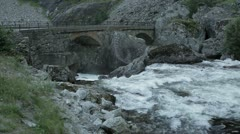 Stock Video Footage of Rapids 10
