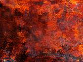 Stock Photo of hot lava