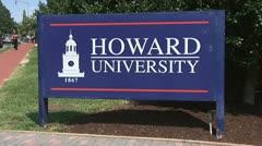 Howard University Stock Footage