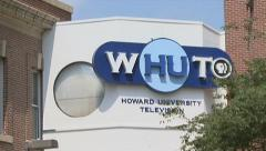 WHUT-TV Stock Footage