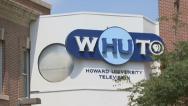 WHUT-TV Stock Footage