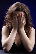 Stock Photo of sorrow