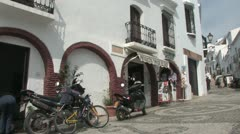 Andalucia in Spain - stock footage
