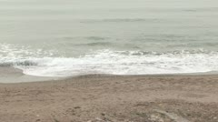 Beach in Andalucia in Spain Stock Footage