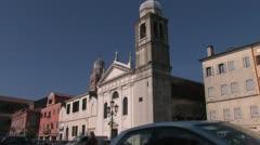 Chioggia, Italy Stock Footage