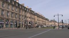 Bordeaux, France Stock Footage