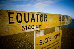 Equator Stock Photos